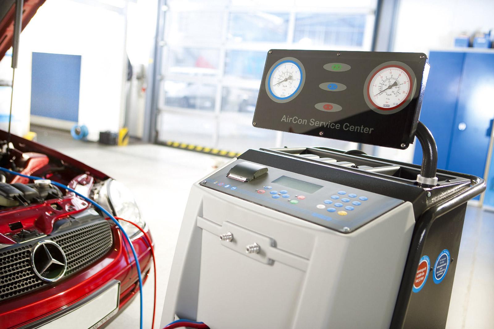 Airco Service Dobbelaere Auto Elektriciteit